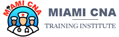 Miami CNA Training Institute Logo